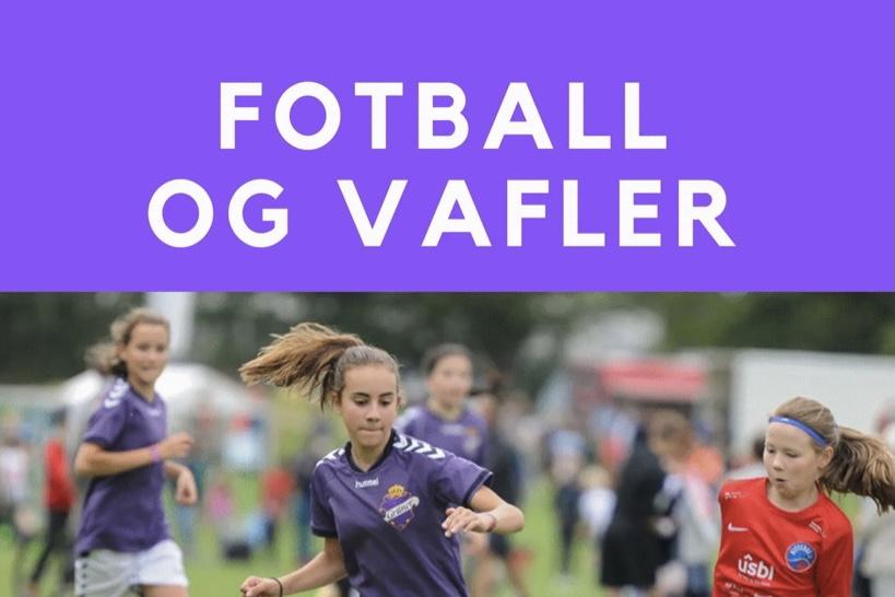 Fotball og vafler